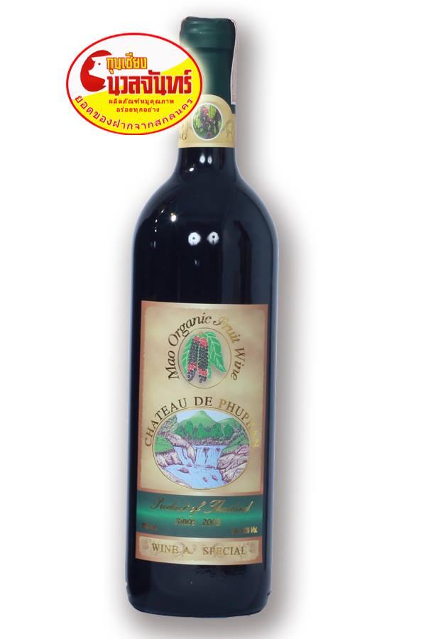 ไวน์เม่าฝาเขียว